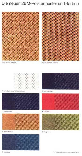 D d interiores - Tipos de tela para tapizar ...